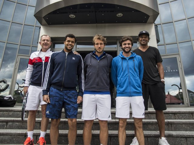 french tennis team