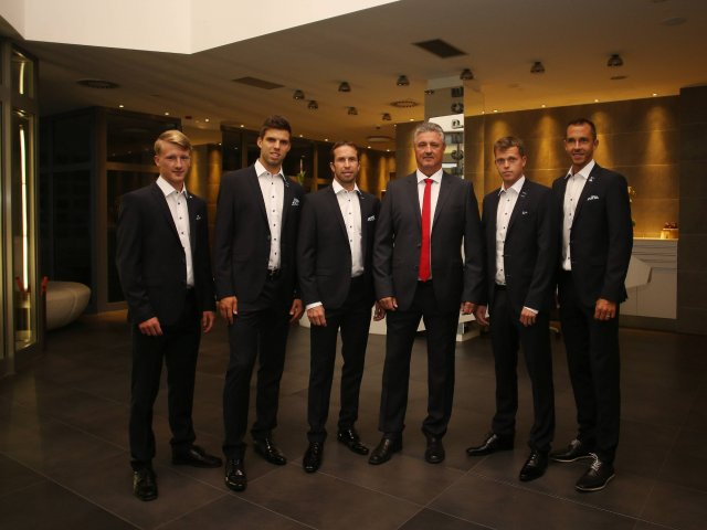czech tennis team