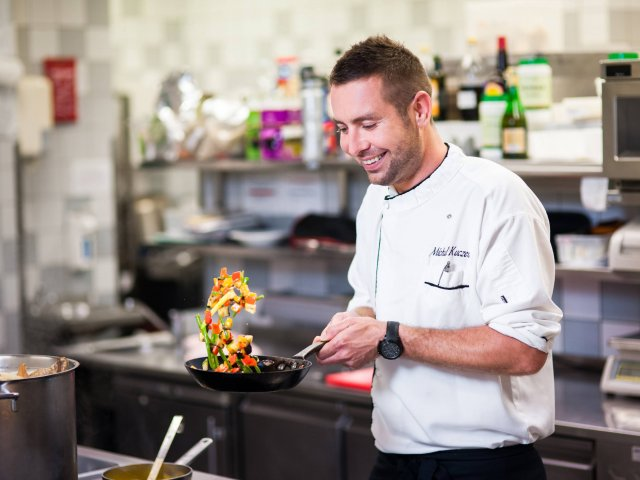 Michal Kuczera, Executive Chef