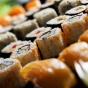 Sushi & 100% catering